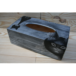 Kočky tmavě šedé